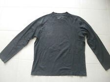 Tee-shirt TBS noir taille M à manches longues