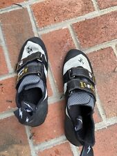 Evolv Kaos Ii Rock Climbing Shoes Sz 8.5