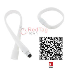 Wrist Bracelet Strap Touch Stylus Pen for Tablets Smartphones iPad iPhone White