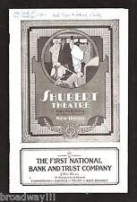 """The Mikado"" GILBERT & SULLIVAN Operas ""H.M.S. Pinafore"" 1932 New Haven Playbill"