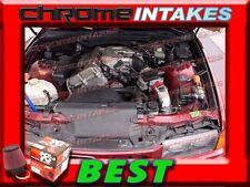 K&N+RED 92 93 94 95/1992 1993 1994 1995 BMW 318i 318is 318ti 1.8L AIR INTAKE KIT