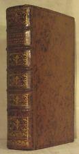 BACHER Recherches maladies chroniques hydropisies Didot 1776 première édition BE