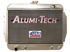 CR3211 ALUMI-TECH 1968-1974 AMC JAVELIN AMX DIRECT FIT ALUMINUM RADIATOR - USA