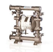 SaniForce Sanitary Double Diaphragm 15 Gpm Pnumatic Exp Proof Alcohol, Mash Pump