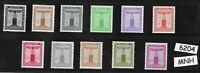Third Reich Stamp set / WWII / 1938 & 1942 / All are MNH WWII Germany Officials
