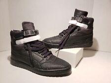 Puma SKY II Hi Texture Black Straps Women's  Size 8.5 36287201 New!