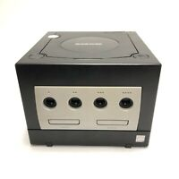 NINTENDO GameCube DOL-001 Console Only Black - Tested - Free Shipping