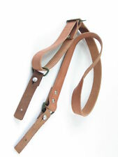 Performance Top Collection Durable Military Type Rifle Leather Sling Webbing
