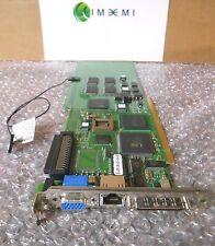 3X-DEPVZ-AA PCI Combo Card LVD/SCSI- 2,10/100 Enet & Graphics x HP Alpha Systems