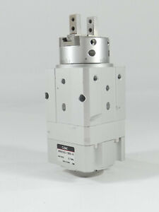 SMC MRHQ16D-180S-N | 2-Finger-Schwenkgreifer | 0,7 MPa