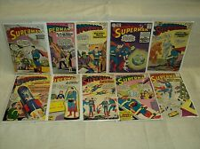"Superman 141-150 SET #149 ""Death""! Lower-Grade DC Comics (s 8744)"