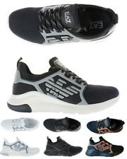 Scarpe uomo Emporio Armani EA7 Sneakers A-Racer Reflex da ginnastica sportive