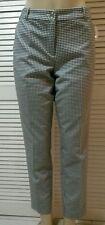 NEW! MICHAEL Michael Kors Check Plaid Print Skinny Pants Size 12