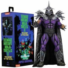 NECA Super Shredder TMNT Secret of Ooze MOC Lot of FIVE (5) MINT New in Boxes!
