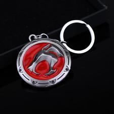 ThunderCats Lion-O Sword of Omens Lionel Logo Metal Keychain