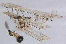 Simprop Electronic Fokker DR.I Dreidecker als klassischer Holzbausatz - 0300950