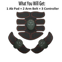 Ultimate ABS Stimulator Spartan Style Abdominal Muscle EMS Exerciser AB & Arms