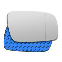 Right Driver Side Wide Angle Mirror Glass for VW Phaeton 2003 - 2010 895RAS