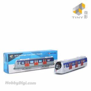 Tiny 1:120 MTR02 - MTR Passenger Train (2002 - Present)
