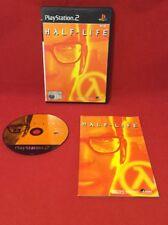 Half-Life - PLAYSTATION 2 PS2 -PAL - Tested