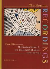 The Norton Recordings : For the Enjoyment of Music - An Introduction to Percepti