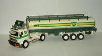 1:48 Monti System Liaz 110 551 + semitrailer Cintern BP 1983 soviet czech truck