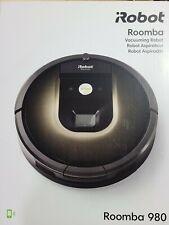 Roomba 980 Vacuum - (New) Check description for details