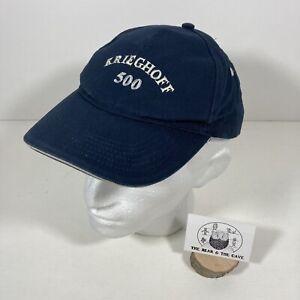 Krieghoff Shotguns 500 Logo Cap Hat Embroidered Navy Blue USA Shooting Brand