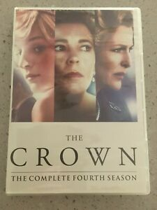 'The Crown'. The Complete Fourth Season. Brand New (without packaging).