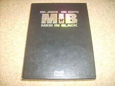 DVD MIB MEN IN BLACK Edition Limitée 2 DVD Boitier cartonné - VF VOSTFR - TBE