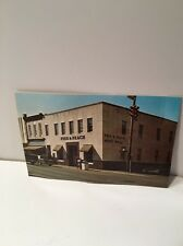 Vintage Postcard Pigg & Peach Men's Store 1970 Downtown Franklin TN Main Street