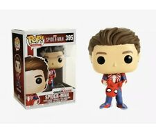 Funko Pop Games: Marvel Spider-Man - Spider-Man Vinyl Bobble-Head #30633