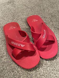 Armani Flip Flops/ Sandals Size 36 / 3