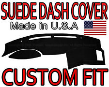 Fits 2003-2008 INFINITI FX35 FX45 FX50 SUEDE DASH COVER MAT DASHBOARD / BLACK