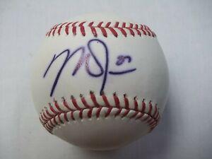 Mike Trout Autographed Official Major League Baseball No COA