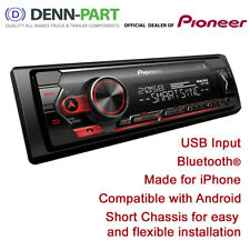 Pioneer MVH-S420BT 1 DIN Car Stereo Radio USB Bluetooth for iPhone & Android