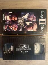 Boyz II Men - Then II Now (VHS, 1994)