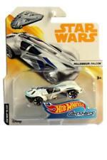 2018 Hot Wheels Star Wars Han Solo Carships Millennium Falcon