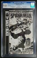 Amazing Spider-Man #539 Marvel CGC 9.8 White Pages Comic Oasis Edition
