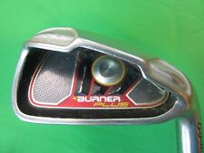 TAYLORMADE BURNER PLUS Single 6 Iron Regular Flex 85 Steel Shaft RH