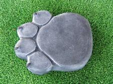 Paw Print Mould for Concrete Or Plaster - Ideal Pet Memorial Mold