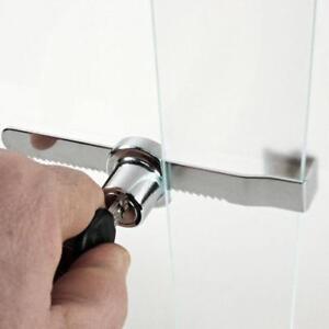 Sliding Glass Door Lock Display Cabinet Snake Vivarium Reptile Terrarium Decor