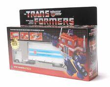 TRANSFORMERS G1 AUTOBOT White Optimus Prime Action Figure Toys Gift New