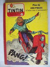 album Tintin belge 30 1955 56 recueil TBE Macherot Jacobs Funcken Tibet Hergé