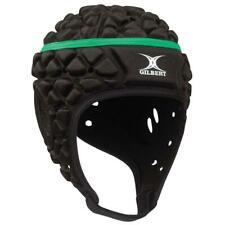 Gilbert Xact Rugby Headgear (Black)