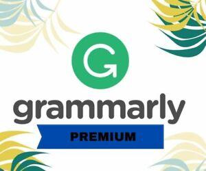 GRAMMARLY.PREMIUM 🌟1 YAER GRAMMARLYY GRAMMERLY PREMIUM ACCOUNT🌟E-MAlL DELIVERY