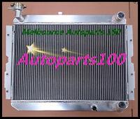 For TOYOTA LANDCRUISER Radiator 60 Series HJ60 HJ61 HJ62 Manual 3 Core Aluminum