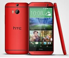HTC One (M7) 4.7'' Unlocked 32GB 4.0MP Quad-core 2GB RAM GPS Smartphone - Red