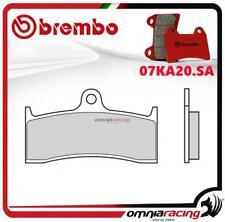 Brembo SA pastillas freno sinter fre Buell S1 1200 Whiteligh twing 1998>2002
