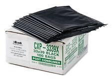 PlasticPlace 33 Gal Eco-friendly, 1.5 Mil Equiv., 100/Case - MPN: W33LDBS1